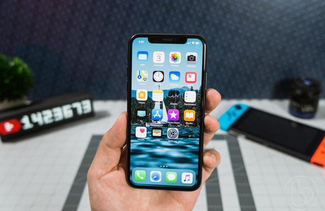 Cách khắc phục đơn giản khi màn hình iphone X hở keo