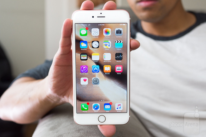 iphone 6s plus liệt cảm ứng