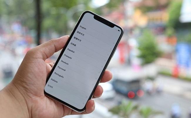 iphone X không kết nối được 3G