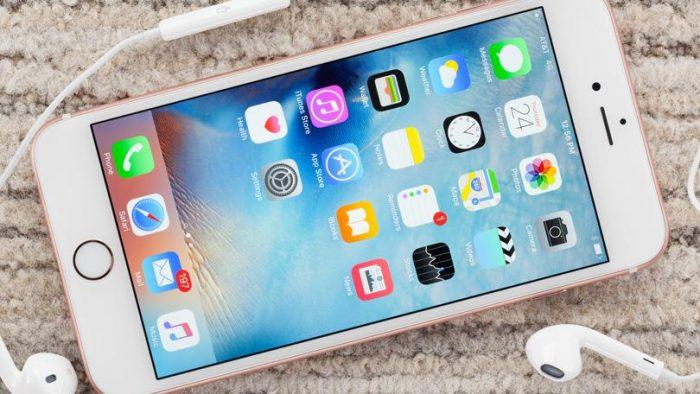 Nguyên nhân iPhone 6s Plus bị tối góc màn hình
