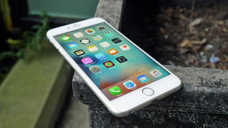 sửa lỗi iPhone 6s Plus bị treo táo nhấp nháy nhanh chóng