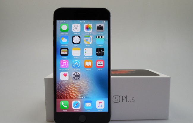 Khắc phục iphone 6 plus sạc không vào pin