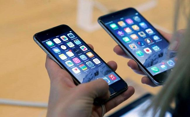 Khắc phục như thế nào khi iphone 6 plus đơ màn hình