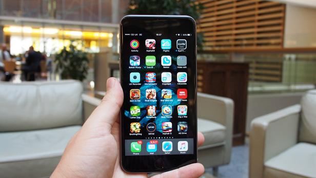 iphone 6s plus bị nóng máy