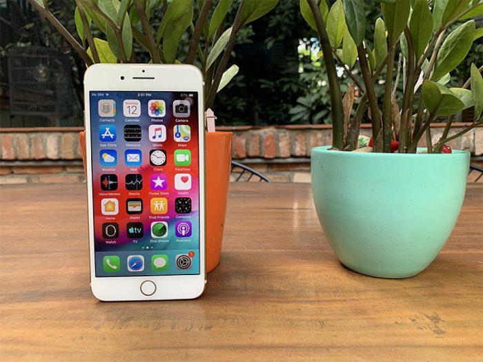 Lý do tại sao iPhone 7 Plus bị đen màn hình