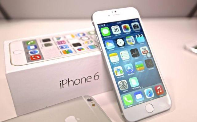 Nguyên nhân khiến iphone 6 sọc màn hình