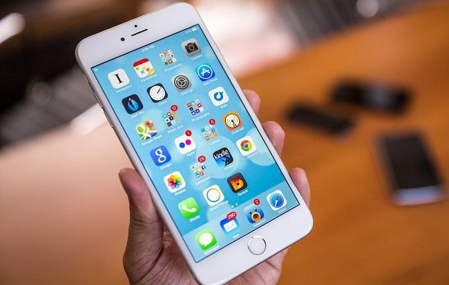 Tình trạng iphone 6 plus sạc pin không vào