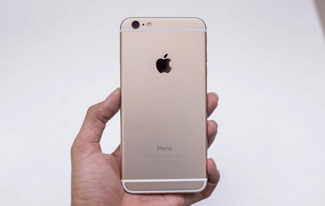 Nguyên nhân màn hình iphone 6 Plus ám vàng