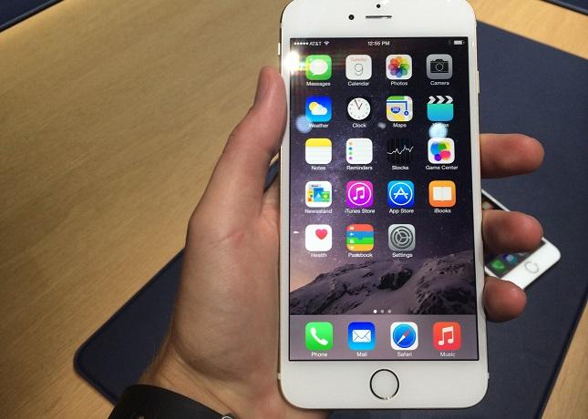 Cách khắc phục tình trạng màn hình iphone 6 plus giật lag