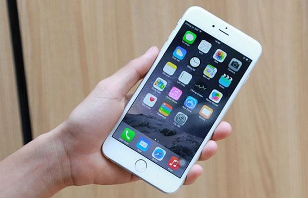 Iphone 6 plus đơ màn hình, nguyên nhân do đâu