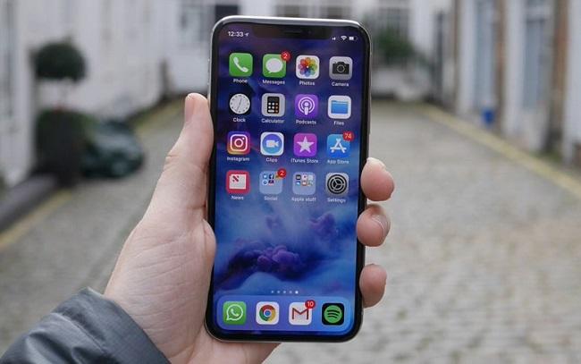 Khắc phục lỗi iphone 6 plus đốm màn hình