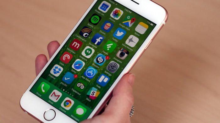 Cách khắc phục lỗi màn hình iPhone 6s bị nhấp nháy