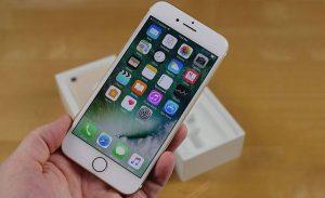 Tại sao nút Home iPhone 7 Plus không bấm được?