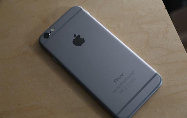 Restore iPhone 6 để trở về trạng thái ban đầu