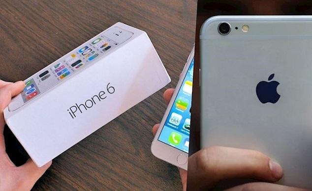 Nguyên nhân thường khiến iPhone 6 bị liệt cảm ứng 1 hàng