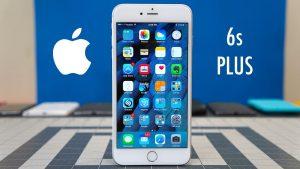 lỗi iPhone 6s bị chấm đen màn hình
