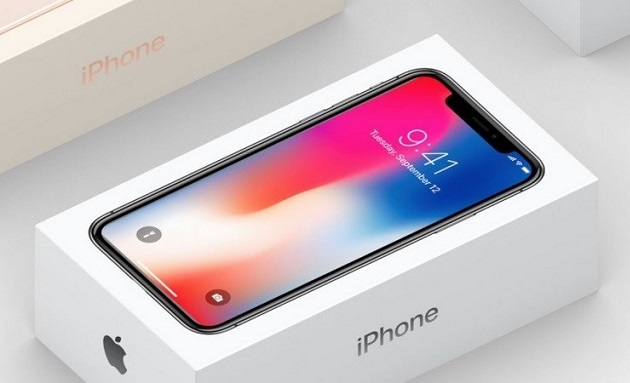 Tại sao iPhone X không vào được ứng dụng?