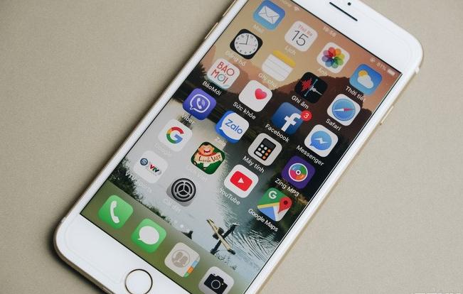 iPhone 7 Plus không nhận vân tay