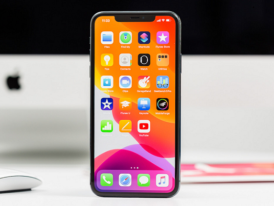 iphone 11 pro max hao pin nhanh