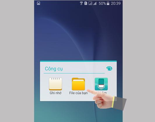 Quản lý File trên Samsung