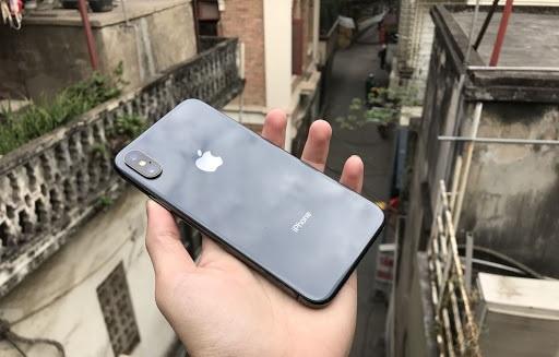 iPhone X chỉ rung không đổ chuông