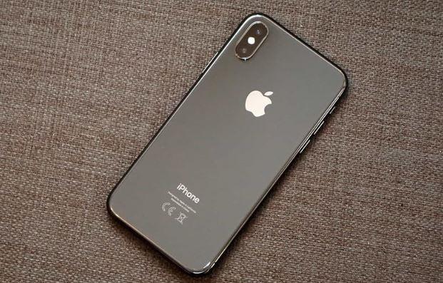 iPhone X không dùng được Airdrop