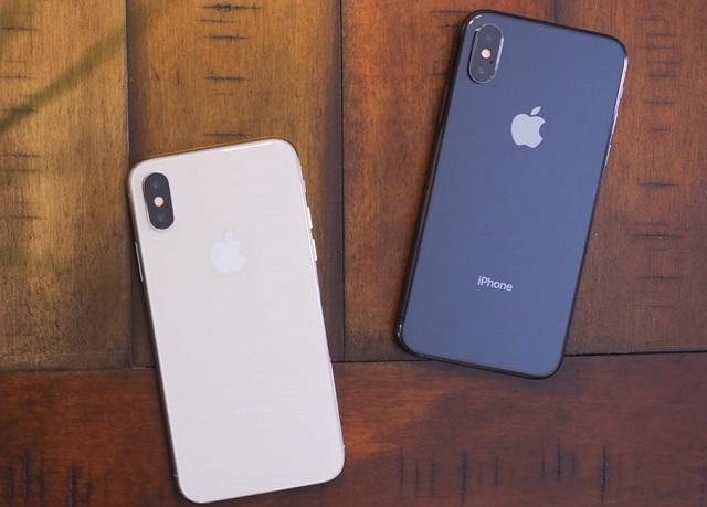 Cập nhật iOS cho iPhone X
