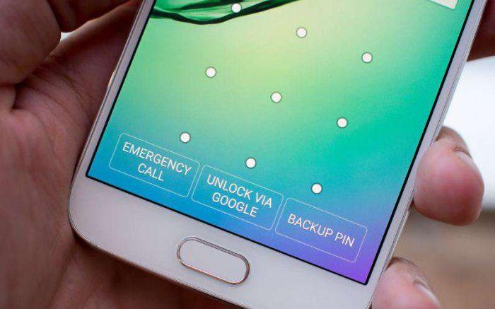 Cách gỡ cài đặt khóa màn hình Samsung