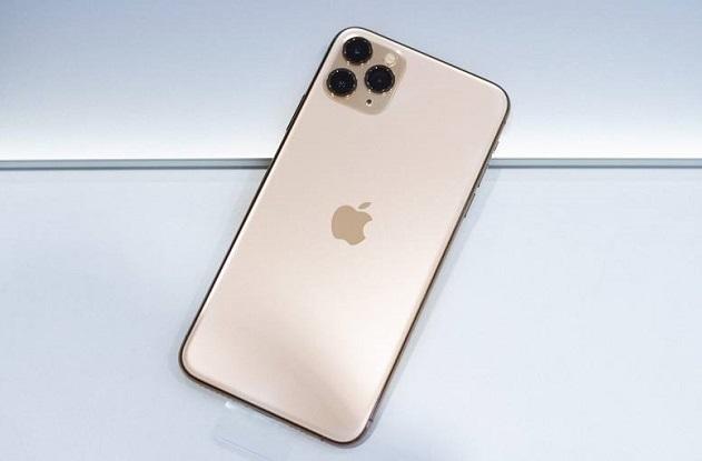 Cách chụp ảnh màn hình iPhone 11 Pro Max