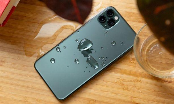 Sử dụng nút Home ảo chụp màn hình iPhone 11 Pro Max