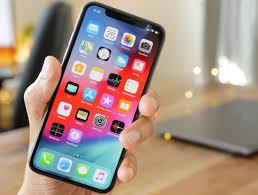 Lỗi iPhone Xs Max không xoay được màn hình