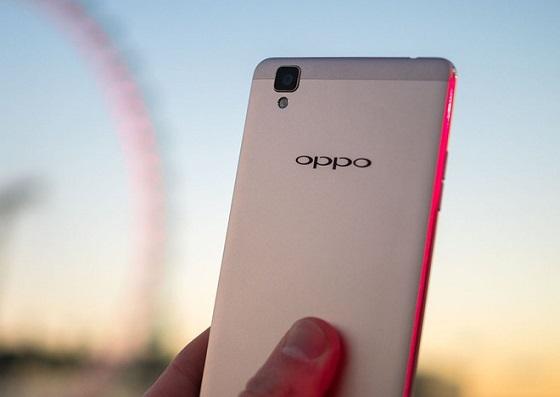 Xử lý tình trạng đơ màn hình Oppo F1