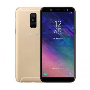 Tại sao Samsung A6 plus bị treo logo