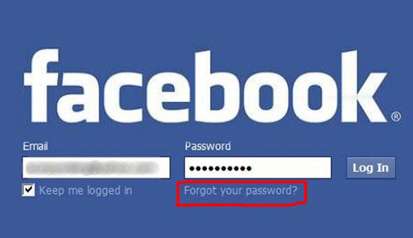 xem mật khẩu Facebook trên iPhone