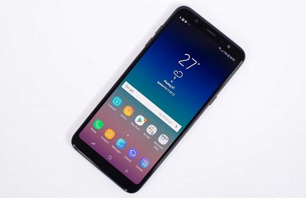 Màn hình Samsung A6 Plus hư cảm ứng