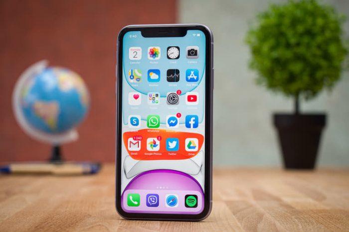 Nguyên nhân màn hình iPhone 11 bị liệt cảm ứng