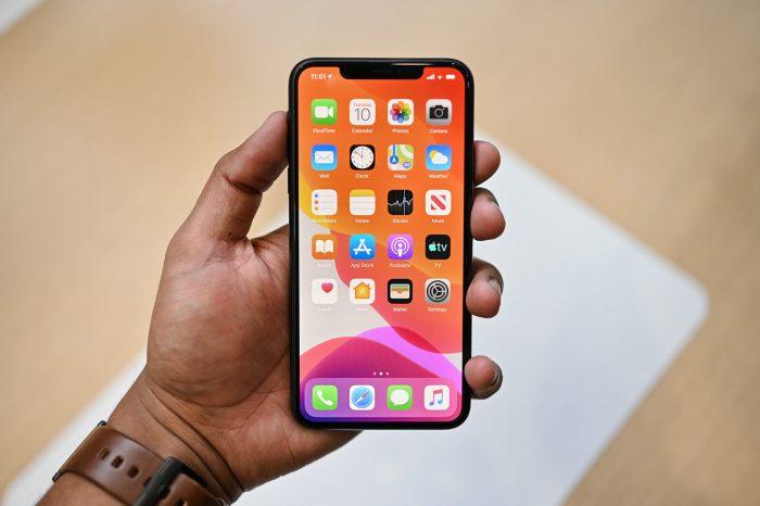 Nguyên nhân iPhone 11 Pro bị treo táo