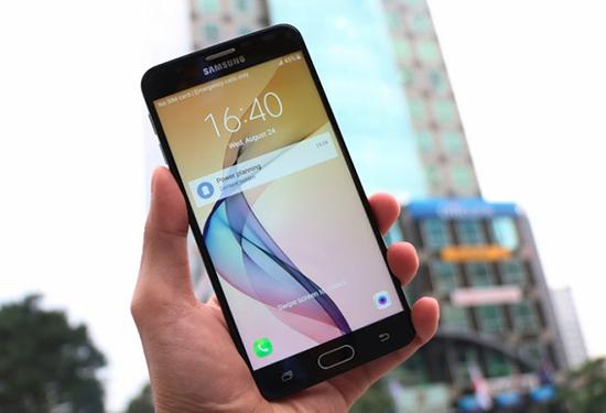 giải phóng RAM cho Samsung J7 Prime