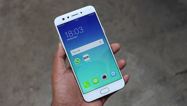 Oppo F3 Plus nhanh hết pin