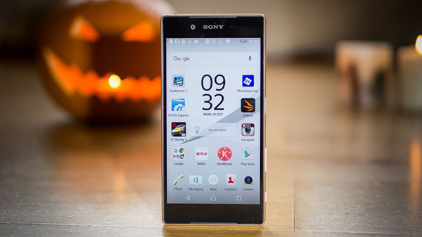 Sony Z5 lỗi âm thanh