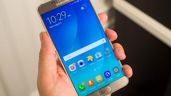Chạm hai lần để mở khóa màn hình Samsung