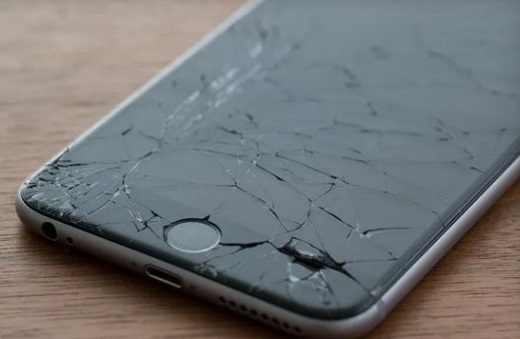 cac truong hop can thay man hinh iphone 7