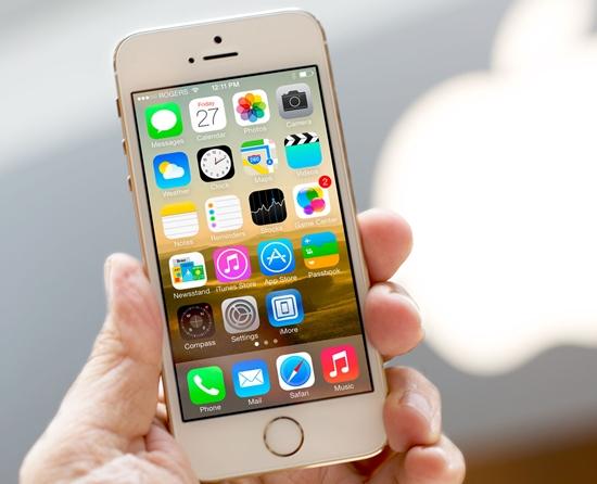 ung dung khoa man hinh iPhone 5s