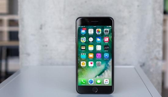 iPhone 7 Plus bi do cam ung