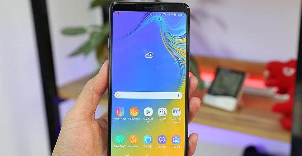 Màn hình a9 2018 bị vỡ, nên thay mặt kính hay thay màn hình