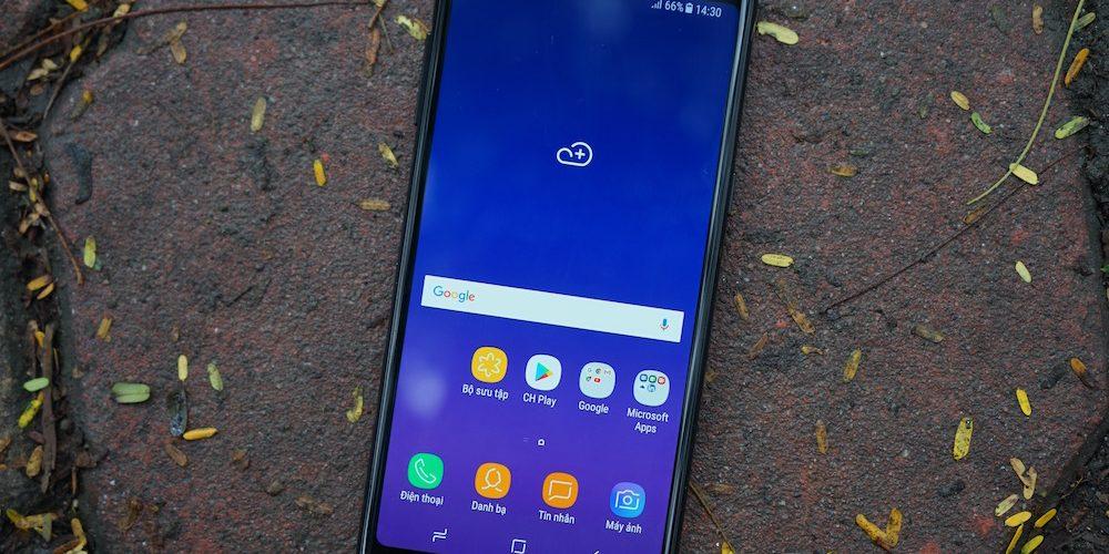 Thay mặt kính Samsung A8