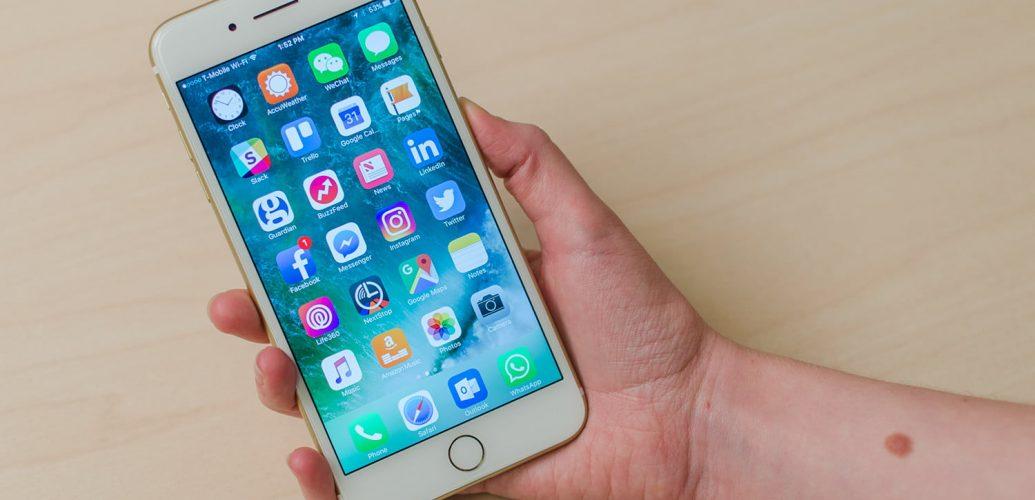 Khắc phục lỗi iPhone 7 plus bị hao nguồn