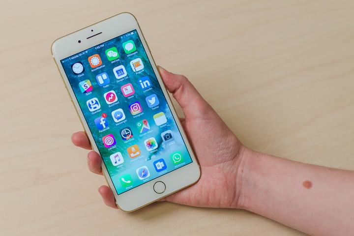 iPhone 7 Plus không nhận vân tay, khắc phục thế nào?