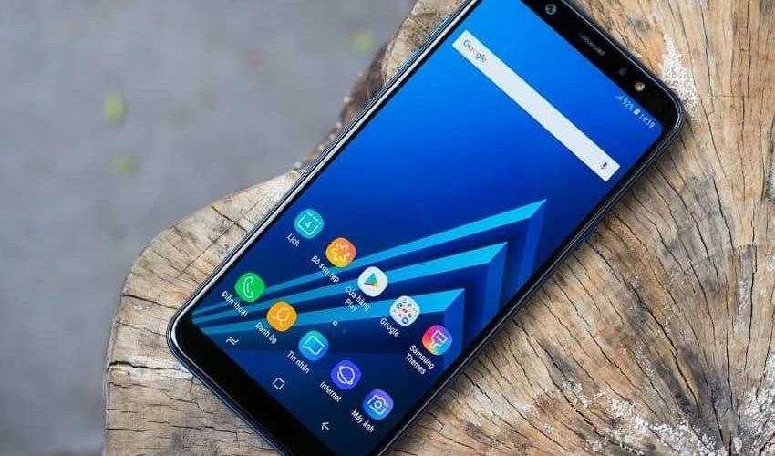 Thủ thuật khắc phục màn hình Samsung A6 Plus hư cảm ứng