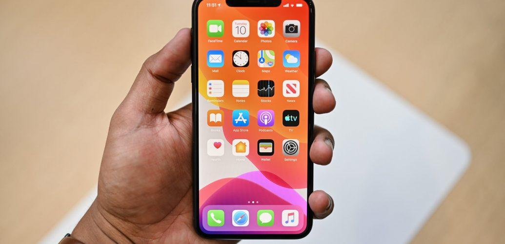 Thủ thuật khắc phục iPhone 11 Pro bị treo táo